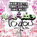 David Guetta — Would I Lie To You (Radio Edit)